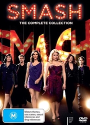 Smash - Season 1-2 | Complete Collection | DVD