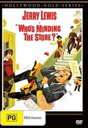 Who's Minding The Store? | Hollywood Gold | DVD