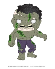 Marvel Zombies - Hulk Pop! | Pop Vinyl