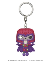 Marvel Zombies - Magneto Pop! Keychain | Pop Vinyl
