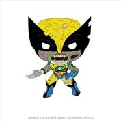 Marvel Zombies - Wolverine Pop! | Pop Vinyl