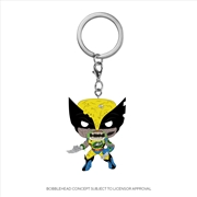 Marvel Zombies - Wolverine Pop! Keychain | Pop Vinyl