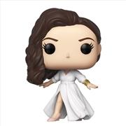 Wonder Woman 2 - Diana White Dress Pop! | Pop Vinyl