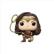 Wonder Woman 2 - WW w/Lasso Pop! | Pop Vinyl