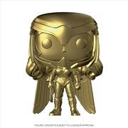 Wonder Woman 2 - WW Power Pose GD CH Pop! RS | Pop Vinyl
