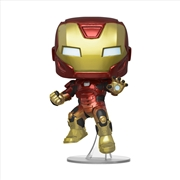 Avengers (VG2020) - Iron Man (Space) Pop! RS | Pop Vinyl