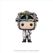 BttF - Doc w/Helmet Pop! | Pop Vinyl