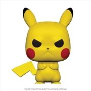 Pokemon - Pikachu Grumpy Pop! | Pop Vinyl
