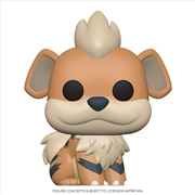 Pokemon - Growlithe Pop! | Pop Vinyl