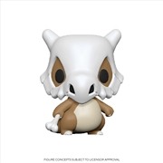 Pokemon - Cubone Pop! | Pop Vinyl