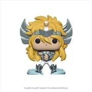 Saint Seiya - Cygnus Hyoga Pop! | Pop Vinyl