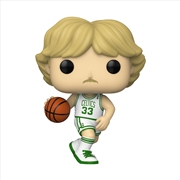 NBA Legends - Larry Bird (Celtics Home) Pop! | Pop Vinyl