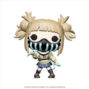 My Hero Academia - Himiko Toga w/Face Cover Pop! | Pop Vinyl