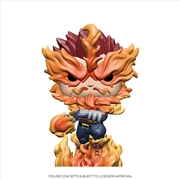 My Hero Academia - Endeavor Pop! | Pop Vinyl
