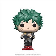 My Hero Academia - Deku (Middle School) Pop! | Pop Vinyl