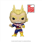 "My Hero Academia - All Might 10"" Pop! 