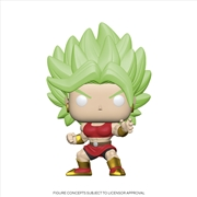 Dragon Ball Super - SS Kale Pop! | Pop Vinyl