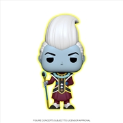 Dragon Ball Super - Whis GW Pop! RS | Pop Vinyl