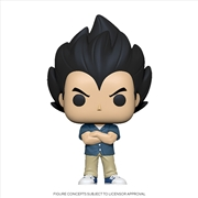 Dragon Ball Super - Vegeta Pop! | Pop Vinyl