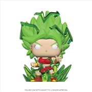 Dragon Ball Super - SS Kale w/Energy Base | Pop Vinyl