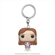 The Office - Pam Beesly Pop! Keychain | Pop Vinyl
