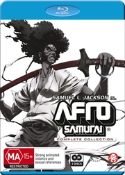 Afro Samurai | Complete Collection | Blu-ray