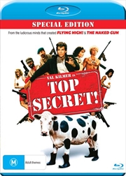 Top Secret! - Special Edition | Blu-ray