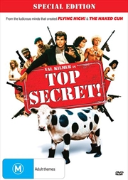 Top Secret! - Special Edition | DVD