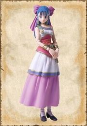 Dragon Quest V - Nera Bring Arts Figure   Merchandise