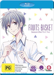 Fruits Basket - Season 1 - Part 2 - Eps 14-25 | Blu-ray