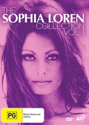 Sophia Loren Collection - Vol 1, The   DVD