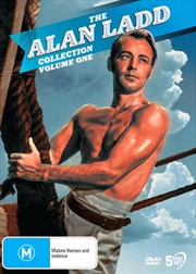 Alan Ladd Collection - Vol 1, The | DVD
