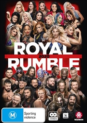 WWE - Royal Rumble 2020 | DVD