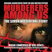 Murderers Among Us | CD