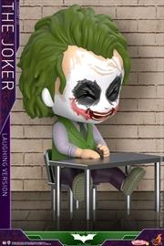 Batman: Dark Knight - Joker Laughing Cosbaby | Merchandise
