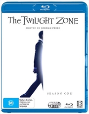Twilight Zone - Season 1, The | Blu-ray