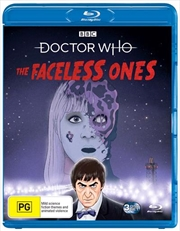 Doctor Who - The Faceless Ones | Blu-ray