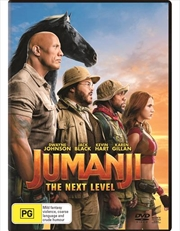 Jumanji - The Next Level | DVD