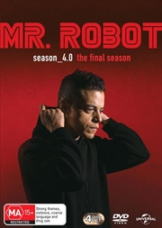 Mr. Robot - Season 4 | DVD