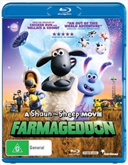 A Shaun The Sheep Movie - Farmageddon | Blu-ray