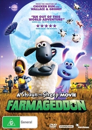 A Shaun The Sheep Movie - Farmageddon | DVD