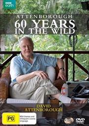 Attenborough - 60 Years In The Wild | DVD