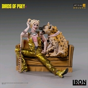Birds of Prey - Harley Quinn & Bruce 1:10 Scale Statue | Merchandise