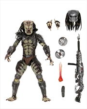 "Predator 2 - Scout Predator Ultimate 7"" Action Figure 