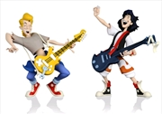"Bill & Ted - Bill & Ted 6"" Toony Figure 2-pack 
