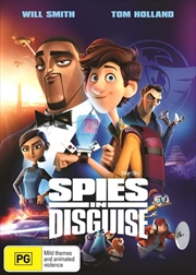 Spies In Disguise | DVD