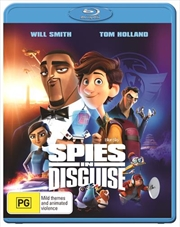 Spies In Disguise | Blu-ray