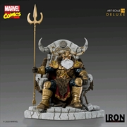 Thor - Odin Deluxe 1:10 Scale Statue | Merchandise