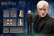 "Harry Potter - Draco Malfoy Teenager Suit 1:6 Scale 12"" Action Figure 
