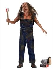 "Hatchet - Victor Crowley 8"" Clothed Action Figure | Merchandise"